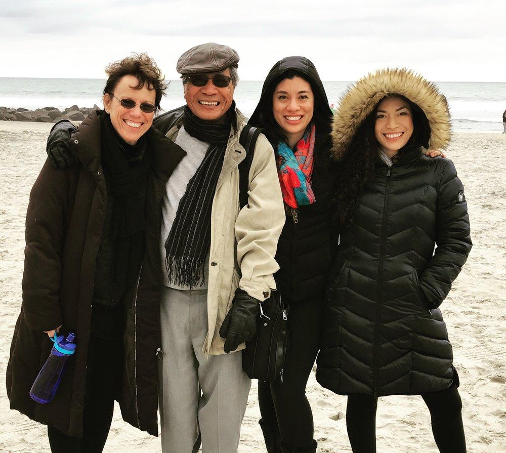 Susan, Chinary, Sonika & Kalean Ung