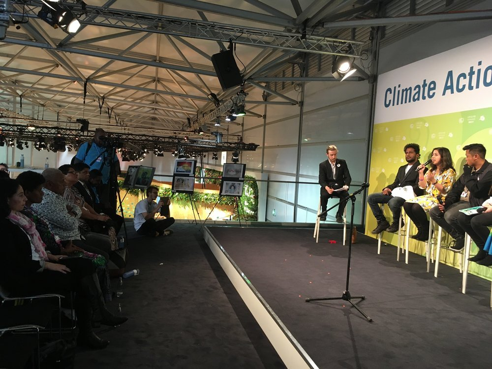 Panelist at UNICEF event.JPG