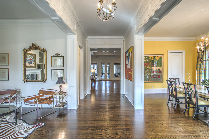 Foyer - Art Lover's Dream Home