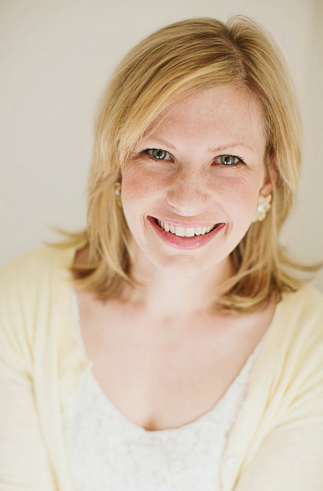 Emily Golube of Garnish & Gather
