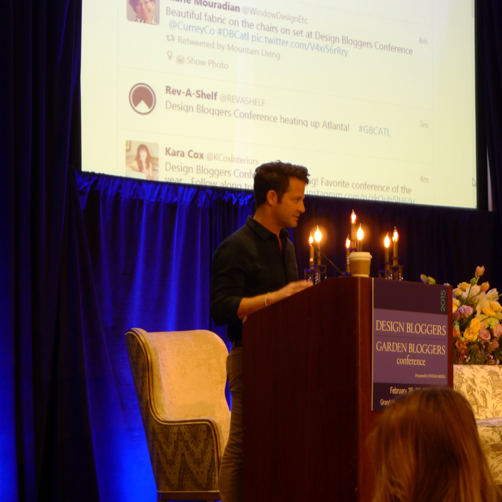 Nate Berkus - Design Bloggers Conference