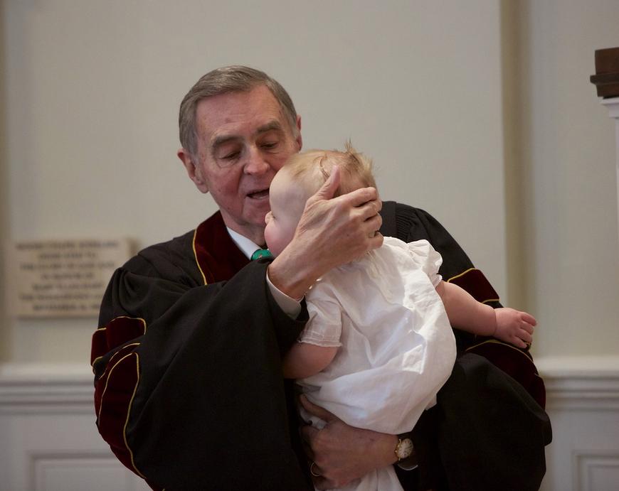 Oliver baptism 2