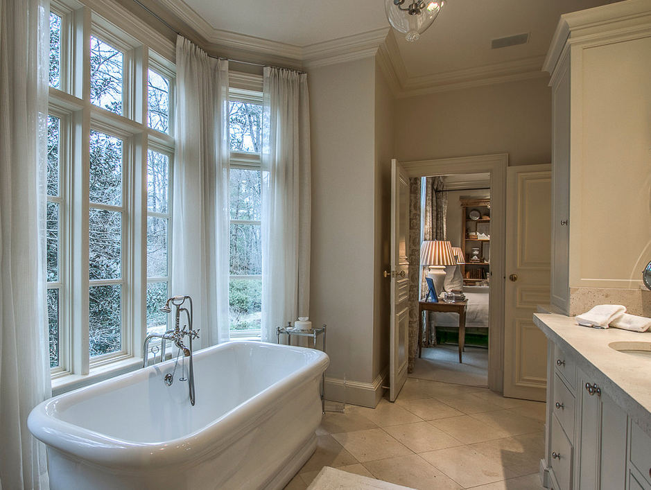 French Master Bath