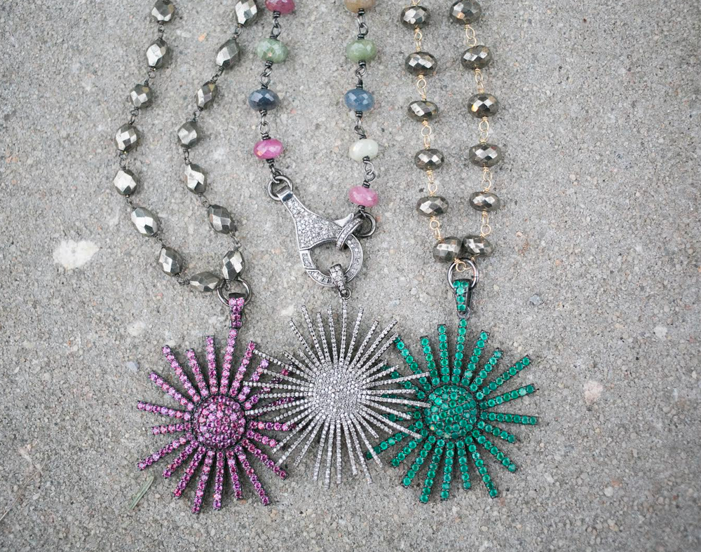 Necklaces by KZ Noel