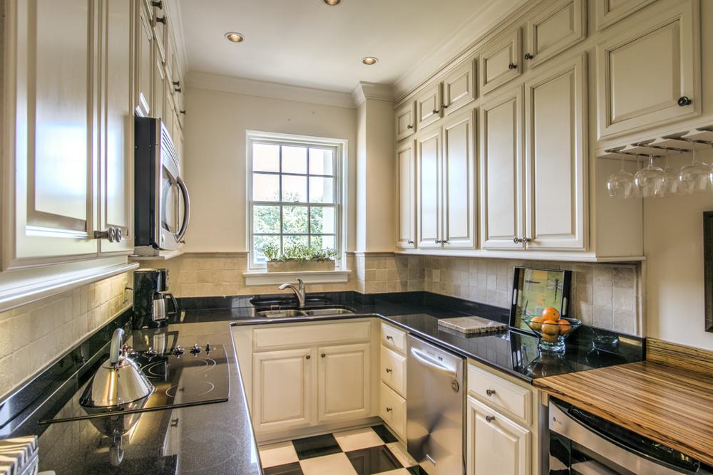 Reid House Kitchen
