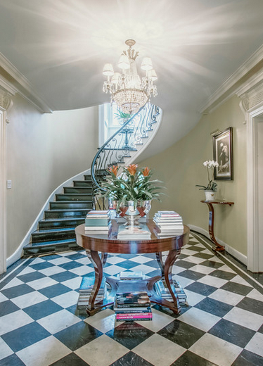 Classic Foyer/Atlanta/Cooper & Cooper