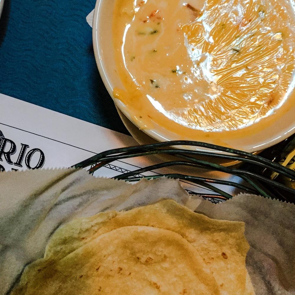 Rio Bravo Cheese Dip