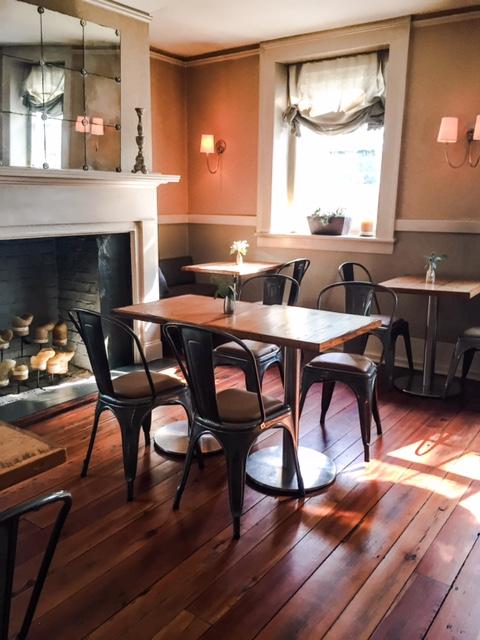 Zero George Dining Room
