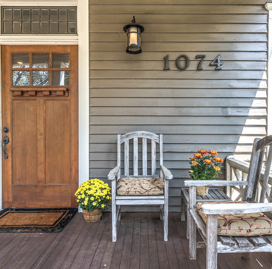 Front Porch Craftsman