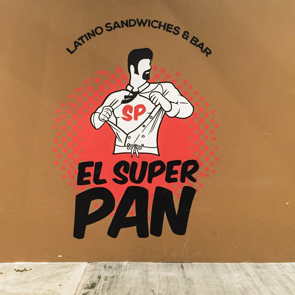El Super Pan - Opening Fall 2015- Chef Hector Santiago