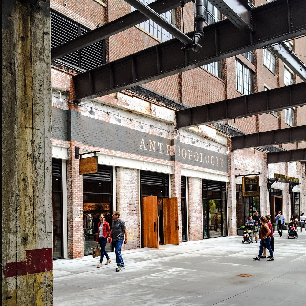 Anthropologie - Ponce City Market