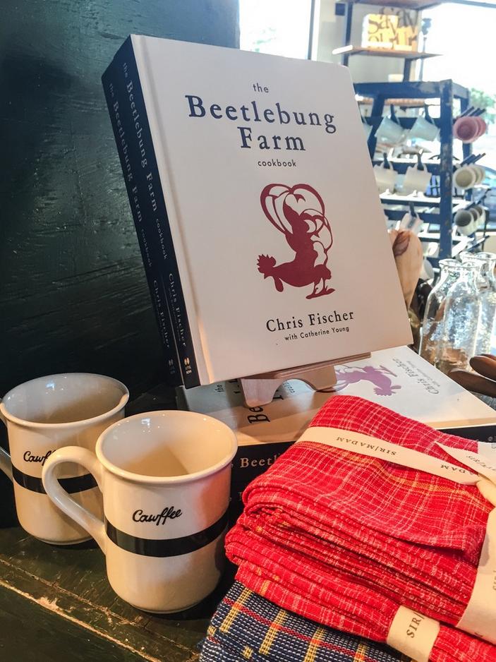 The Beetlebung Farm by Chris Fischer