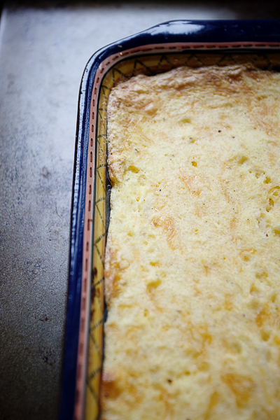 Grits and Egg Casserole