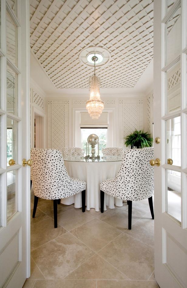 glass porch - white