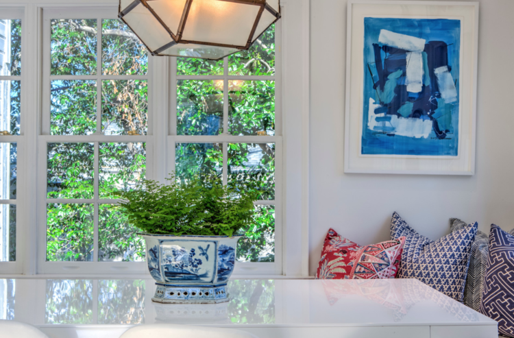 Atlanta Interior Designer Clary Bosbyshell's Home Hits the Market Just in  Time For Spring  This Photographer's Life