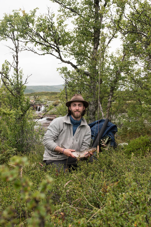 Fishing - Guided fishing trips to the Hardangervidda Plateau!