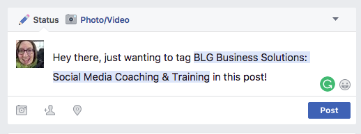 How To Change Your Facebook Page Name And Username Blg Business