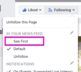 Never Miss an Update From Your Fave Business on Facebook