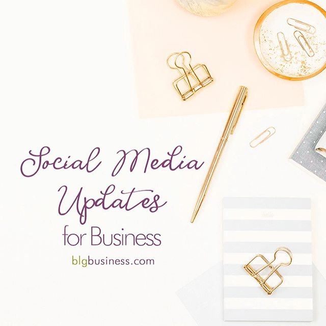 // Social Media Updates + Social Media Scheduler Updates // A double feature for the beginning of February! Tap the blog link in my bio  Network updates - you'll find new stuff for: ✨Facebook ✨LinkedIn ✨YouTube ✨Google My Business  Scheduler updates - you'll find updates for: 💕SocialBee 💕Loomly 💕Tailwind 💕Hootsuite 💕Buffer 💕Social Aider 💕Later 💕RecurPost  #hootsuite #socialbee #tailwindapp #recurpost #socialmediascheduling #socialmediaresources #socialmediatools #productivity #mktg #figureshitout #getshitdone #blgbusiness #shemeansbusiness #womeninbusiness #womenintech #BeYourOwnBoss #LaptopLifestyle #BusinessOwner #Entrepreneur #EntrepreneurLife #girlboss #onlinebusinessowner #femaleentrepreneur #womeninbusiness