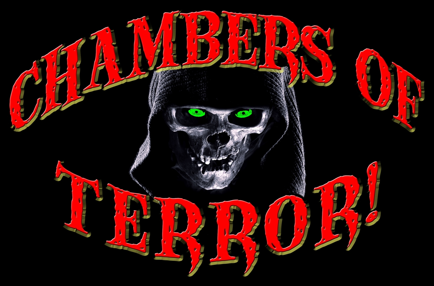 Chambers of Terror! Salem's #1 Haunted House!