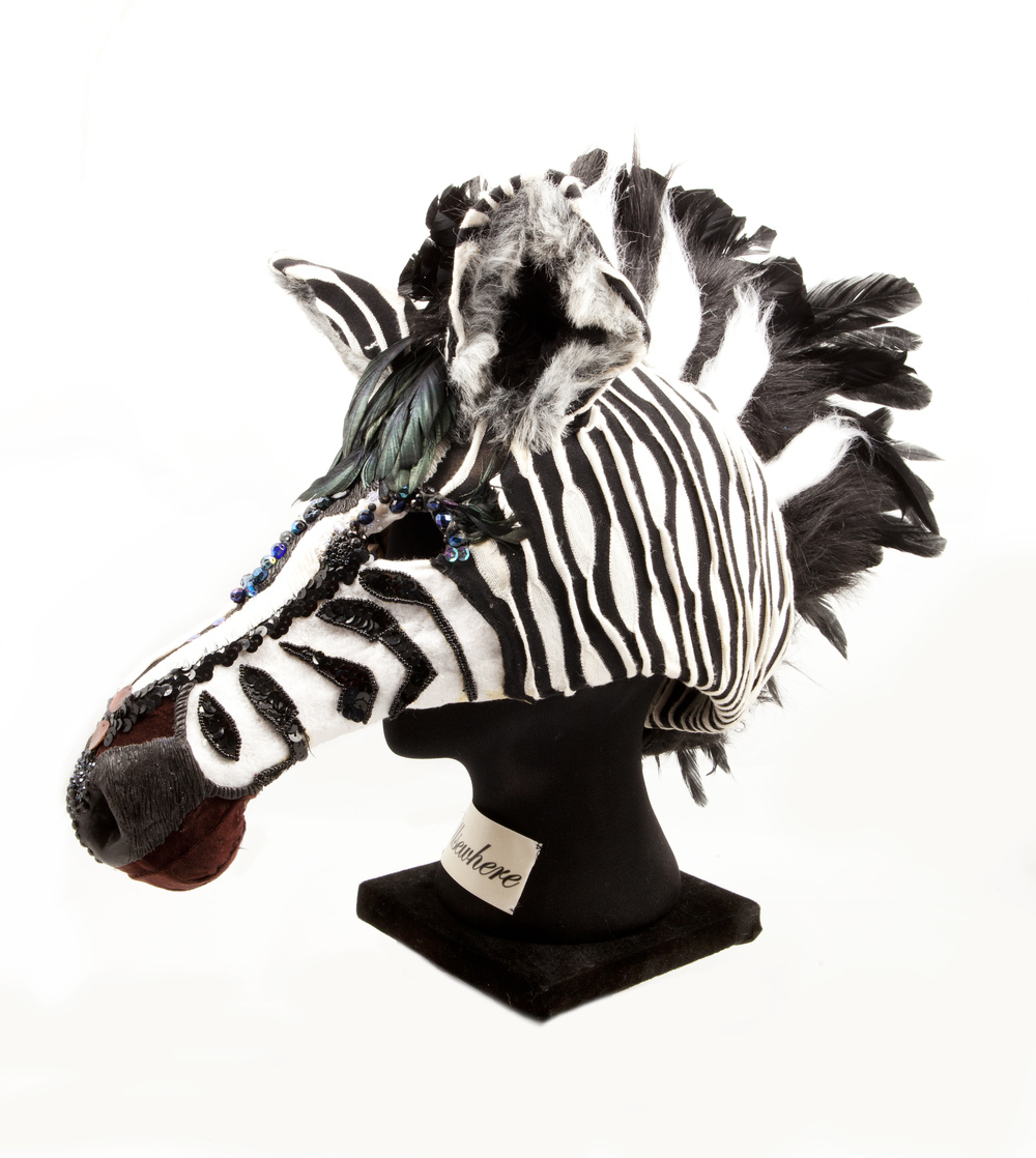 14, Zebra Mask; The Artful Badger. Photography by Philip Volkers.jpg