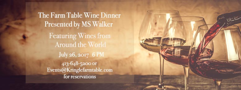 Cool The Farm Table Wine Dinner Presented By Ms Walker The Download Free Architecture Designs Pushbritishbridgeorg