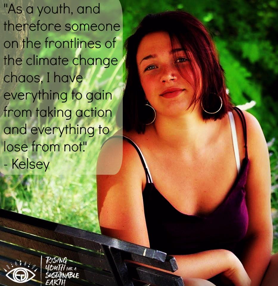 Kelsey Juliana, age 21