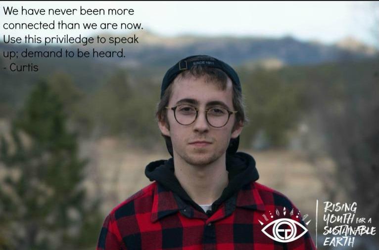 Curtis Wilson, age 19