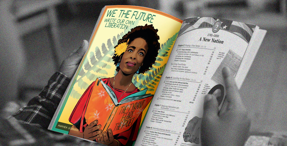 Earth Guardians has partnered with Amplifier to share new icons of strong youth leaders with school kids - and provide a curriculum of teaching tools for their classrooms