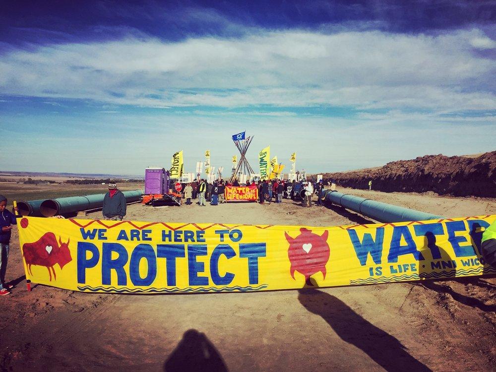 Standing Rock, ND October 2016