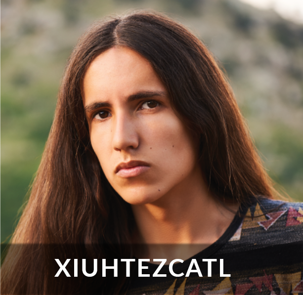 Earth Guardians Youth Director Xiuhtezcatl Martinez