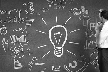 Programa de Inovação Encontrar as melhores soluções e ideias relacionadas ao mercado de atuação da empresa.