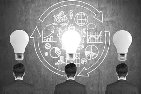 Cultura de Inovação Mudar a maneira como a empresa e seus executivos pensam e agem em relação a inovação, conectando-a ao ecossistema de startups.