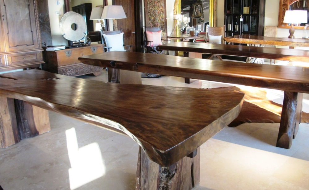 Shop Tables & Benches