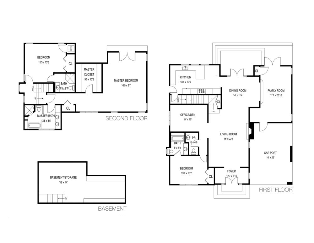 514 N Las Palmas Floor Plan One Sheet no address.png