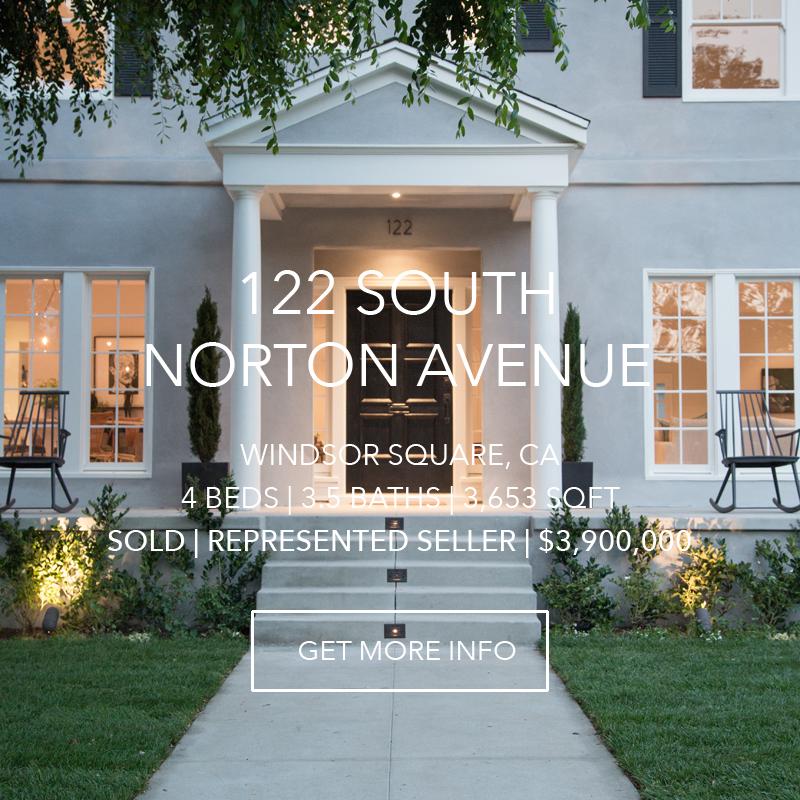 122 S. Norton Avenue | Hancock Park