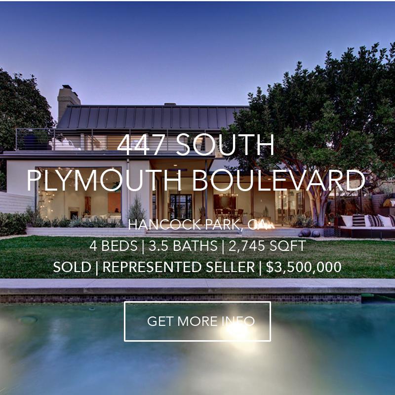 447 S. Plymouth Boulevard | Hancock Park