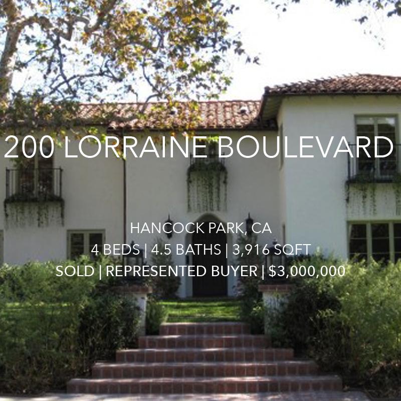 200 Lorraine Boulevard | Hancock Park