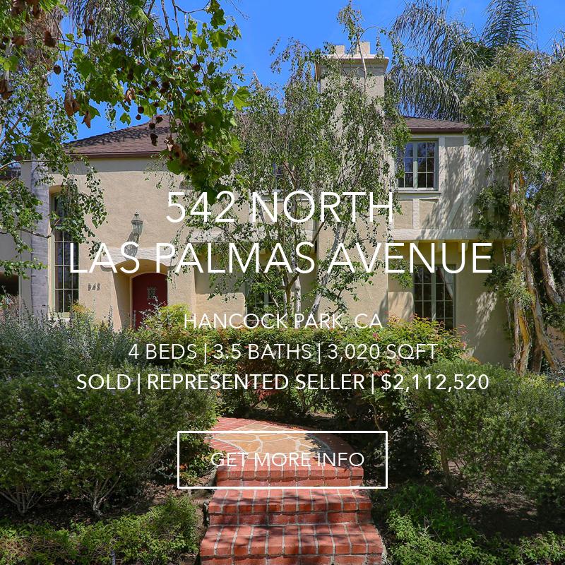 524 N. Las Palmas Avenue | Hancock Park