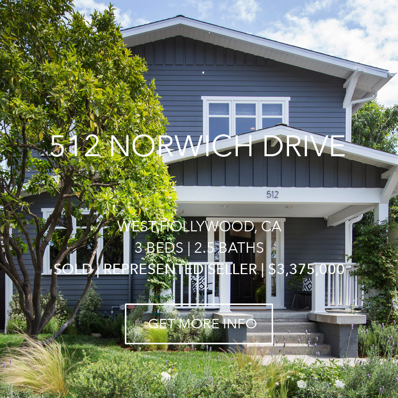 512 Norwich Drive | West Hollywood