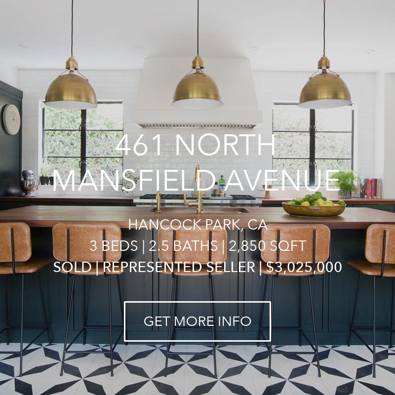 461 N. Mansfield | Hancock Park