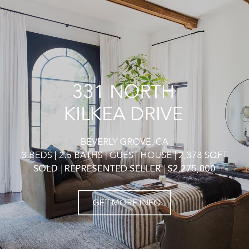 331 N. Kilkea Drive | Beverly Grove