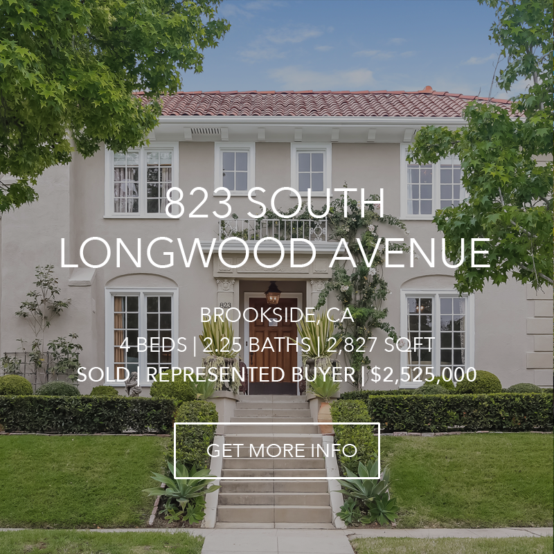 823 S. Longwood Avenue | Brookside