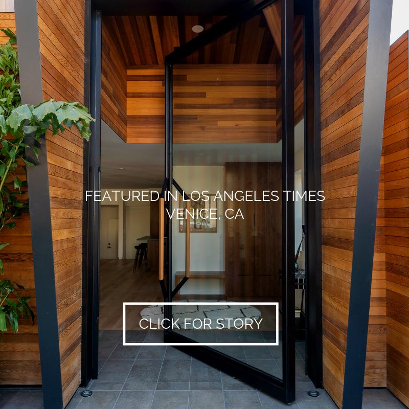 Venice Home   Featured in LA Times