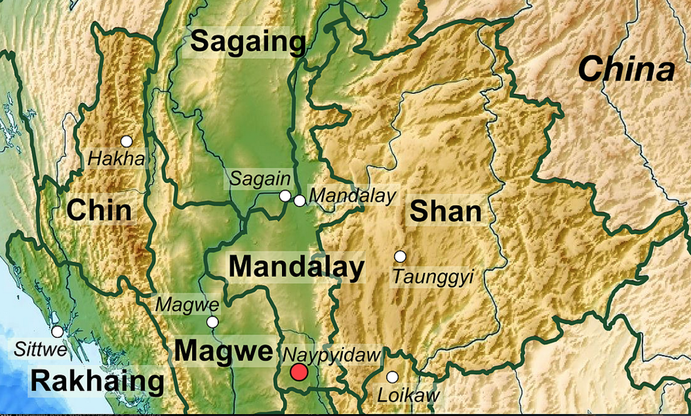 Shan State, which sits atop an expansive plateau,is rippled with jagged moutains, cloud forests, and bamboo jungles. This dynamic environment has been home to the Palaung for centuries.