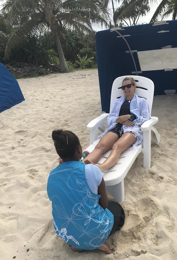 Massage on the beach.JPG