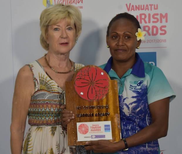 Winners of the Vanuatu customer service award.jpg