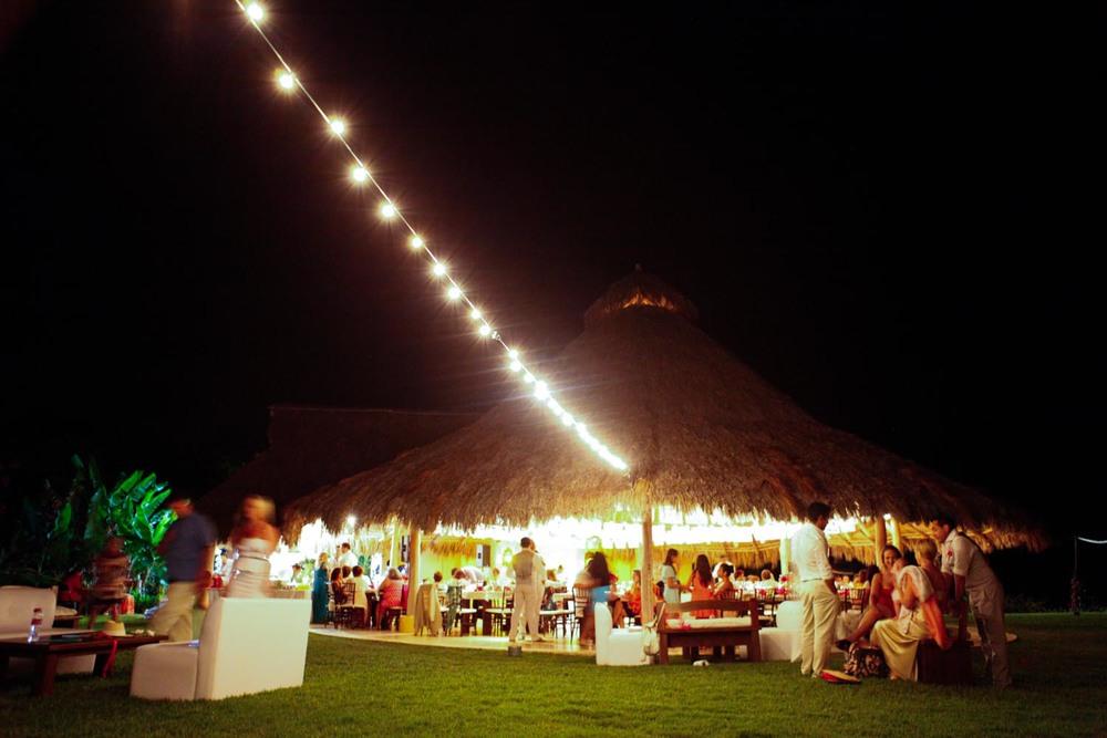 Don Pedro's Palapa: Sayulita, Mexico