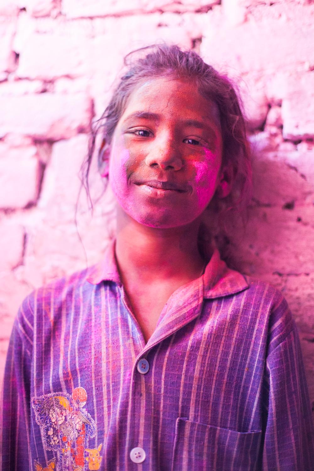 Holi has recently been appropriated in Canada, the US and parts of Europe in many events such as the color run, and run or dye.