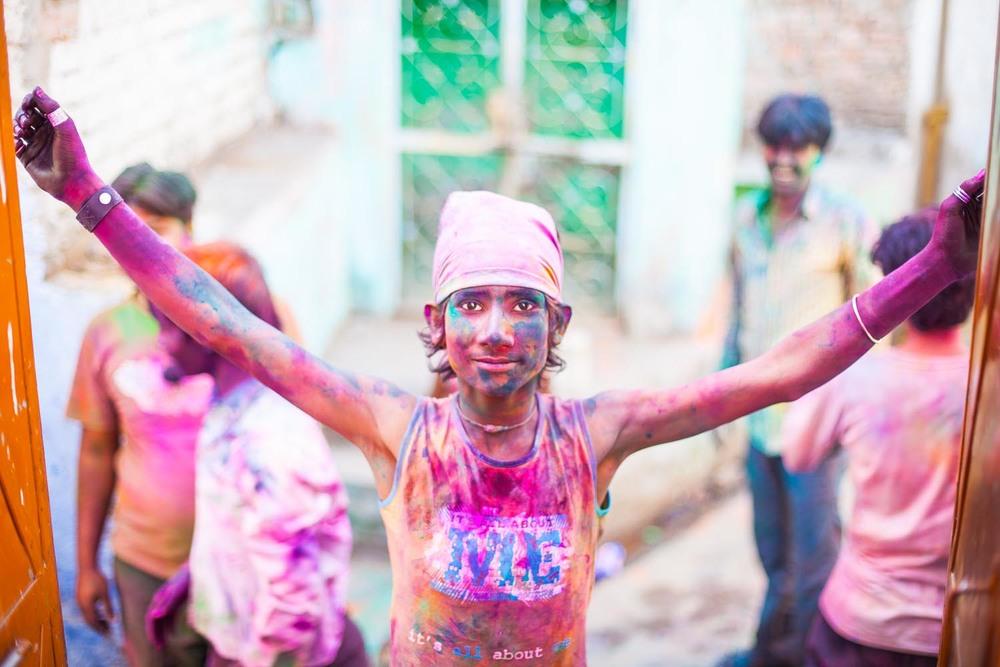 Holi Hai! Holi in The Pink City: Jaipur, Rajasthan